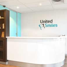 United Smiles | Dentist Mernda | Reception