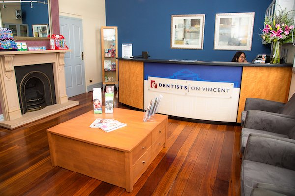 Dentists on Vincent Dentist Leederville Waiting Area