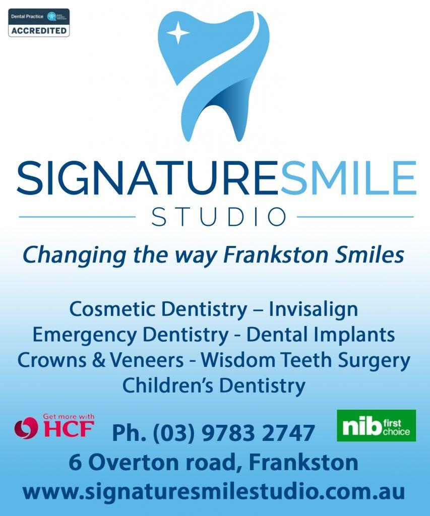 Signature Smile Studio banner