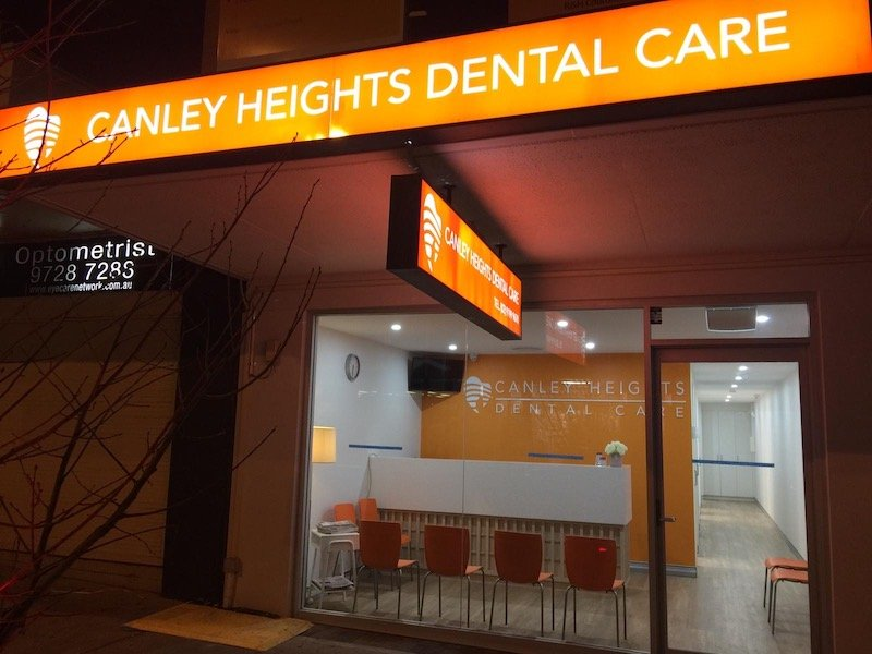 Canley Heights Dental Care _ dentist Canley Heights _ Dental Clinic Entrance