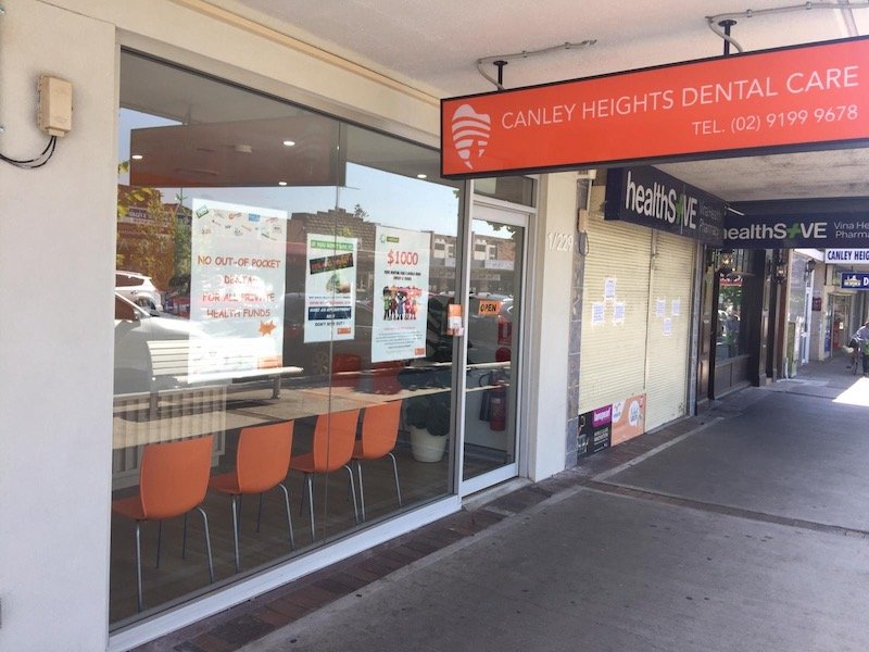 Canley Heights Dental Care _ dentist Canley Heights _ Dental Clinic Exterior