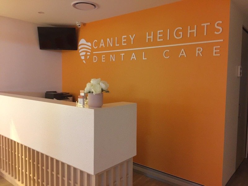 Canley Heights Dental Care _ dentist Canley Heights _ Reception Area